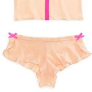 NWT Kate Spade Silk Panties
